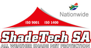 Shade net car ports, tension panels & more | Shade Tech SA