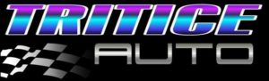Tritice Auto Car Dealership Logo