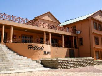 Hillside Manor Accommodation for Groups
