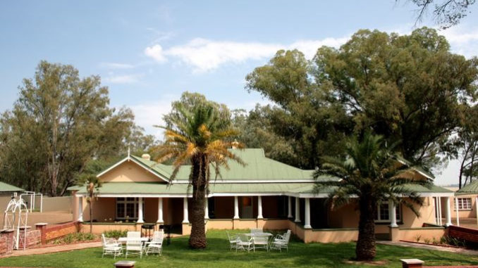 Florisbad Holiday Resort only 46km from Bloemfontein