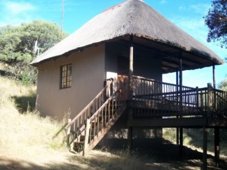 Olivia Game Lodge accommodation near Bloemfontein
