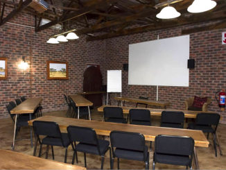 Sleepover Lodge conferencing venue in Pellissier, Bloemfontein