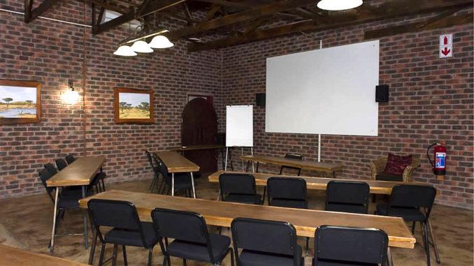 Sleepover Lodge conferencing venue in Pellissier, Bloemfontein