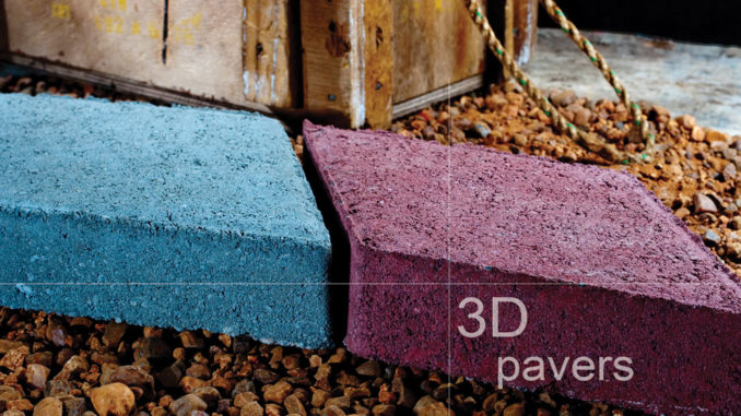 Blockpave. Paving bricks & cement bricks manufacturer