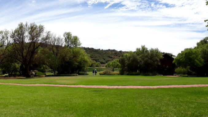 Free State National Botanical Garden Bloemfontein