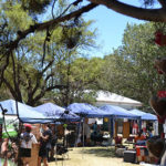 Westdene Craft Market - Shop Tents