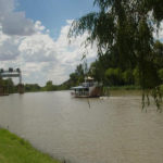 Maselspoort Holiday Resort - Modder River Barge