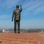 Naval Hill - Nelson Mandela Statue