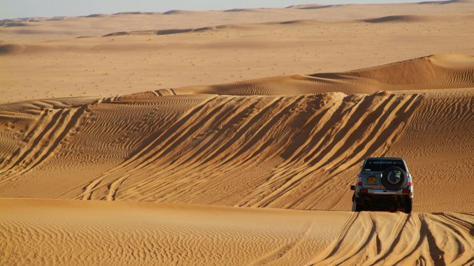 4x4 self drive tours through Southern Africa
