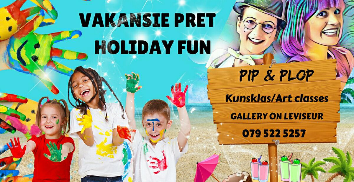 Art Classes for Children: Pip & Plop Kusklass / Art Class