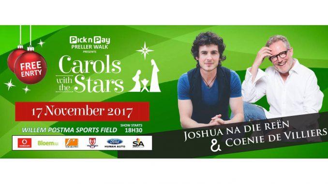 Bloemfontein Carols with the Stars 2017
