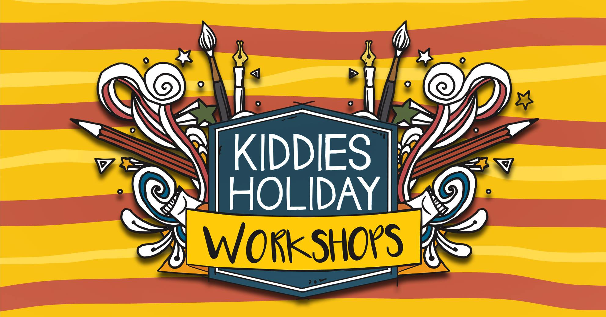 Kiddies Holiday Workshops at Oliewenhuis