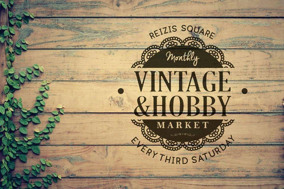 Vintage and Hobby Market in Bloemfontein
