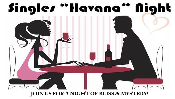 Singles Havana Night at 59Plenty