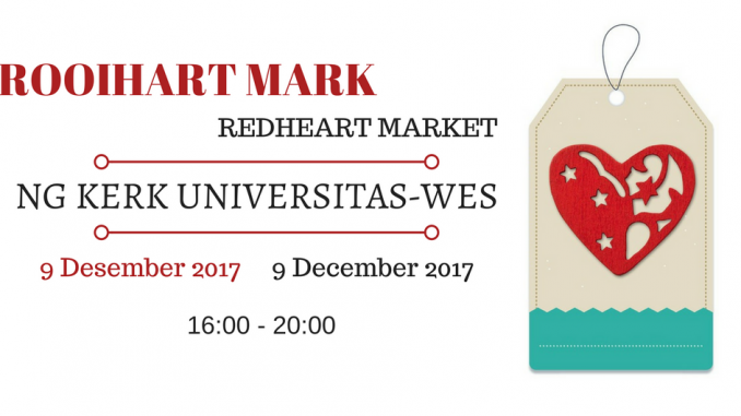 Evening Market Rooihart Mark, NG Kerk Universitas-Wes | Bloemfontein Tourism