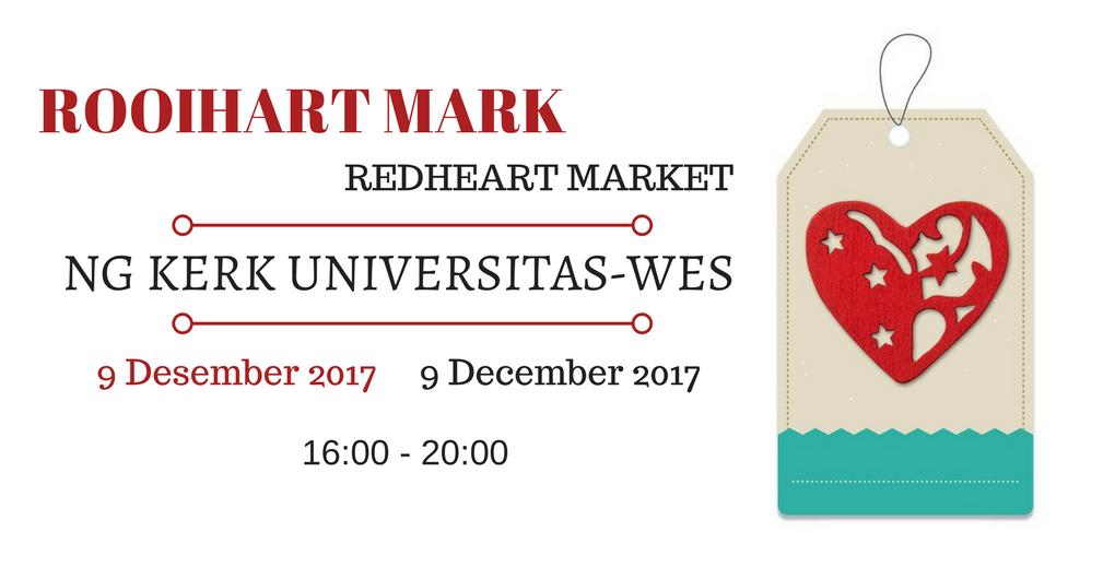Evening Market - Rooihart Mark