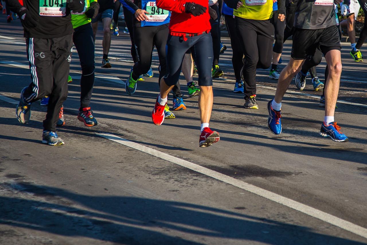 5km fun walk/run - 5km pretstap/draf