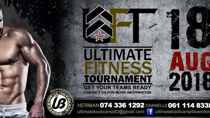 Ultimate Fitness Tournament 2018 - Ultimate Bootcamp Bloemfontein | Bloemfontein Tourism