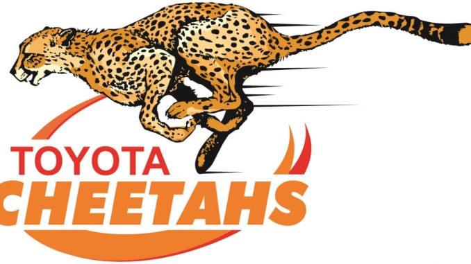 Toyota Cheetahs Rugby Match Logo