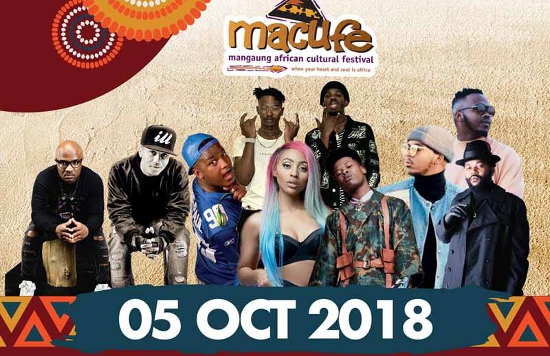 Macufe Hip Hop 2018: Tshepe vs Newwave