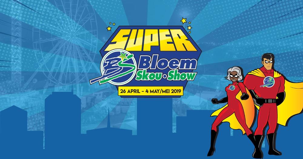 SUPER Bloem Show 2019