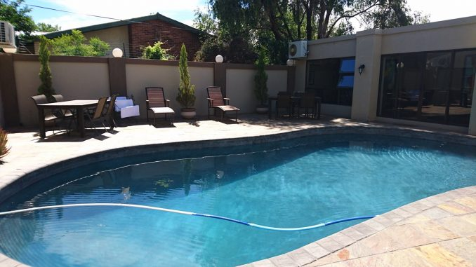 African Lodge Guesthouse Bloemfontein